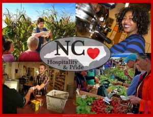 Cover photo for NC Hospitality & Pride Customer Service Training Update
