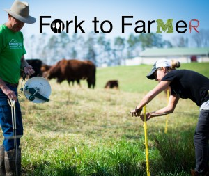 Cover photo for Farm to Table: Fork2Farmer