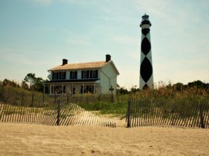 Cape Lookout heritage site