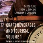 craft beverages and tourism book cover image