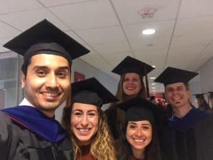 Cover photo for 2018 Graduation: Tourism Extension Bids Bon Voyage to Four Exceptional Students