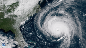 Image of Hurricane Florence