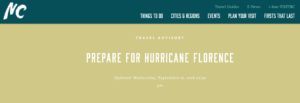 Cover photo for Evacuating: Know What Accommodations Are Available