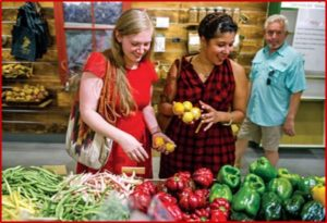 Agritourism increases positive attitudes towards buying local produce